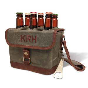 Beer Caddy Personalized Cooler