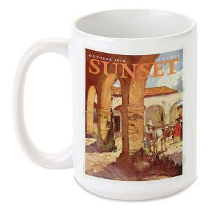 The Mission Personalized Mug