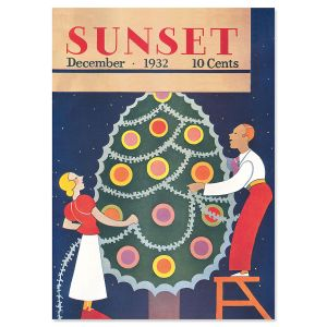 December 1932 Personalized Christmas Cards