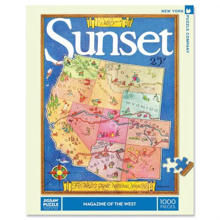 Magazine of the West Puzzle